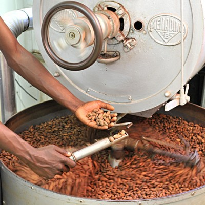La Fábricación del Chocolate