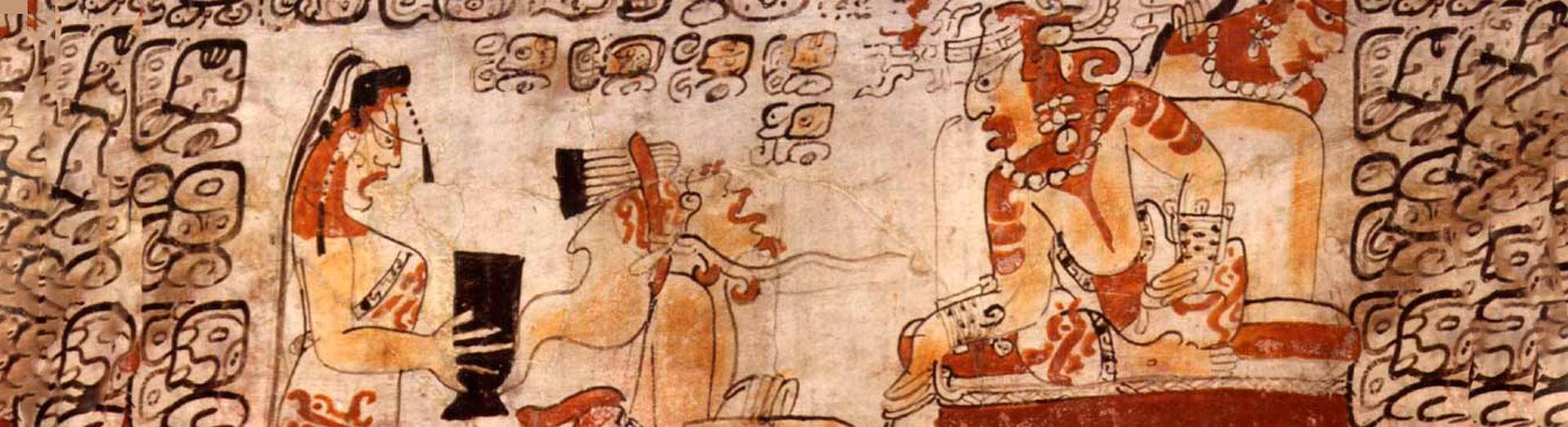 Cacao en la América Precolombina