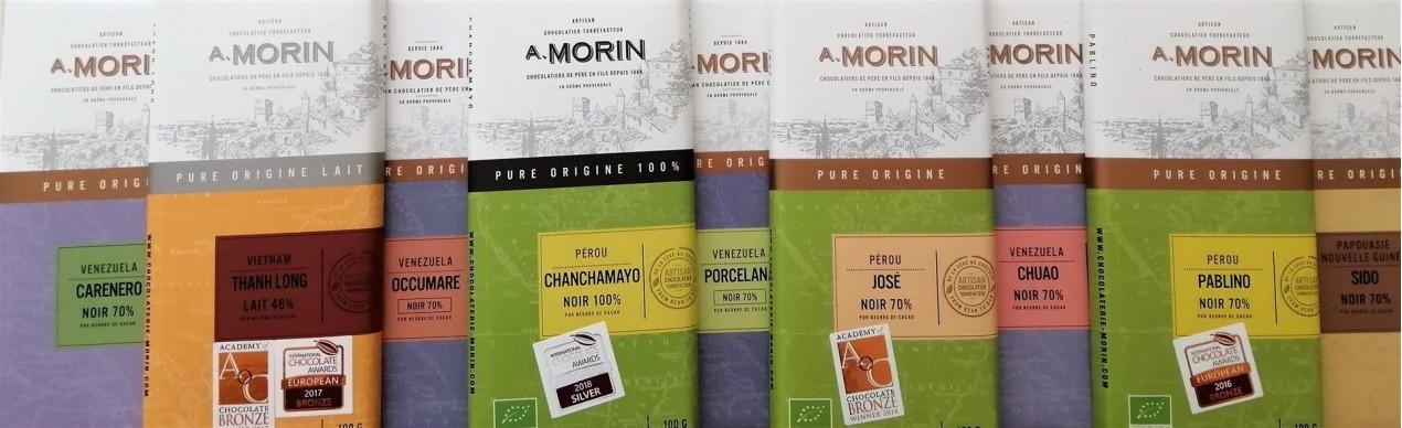 Chocolatería A. MORIN