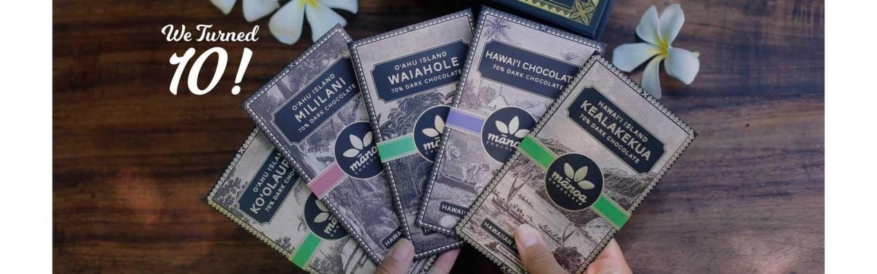 Manoa Hawaii Chocolate Maker